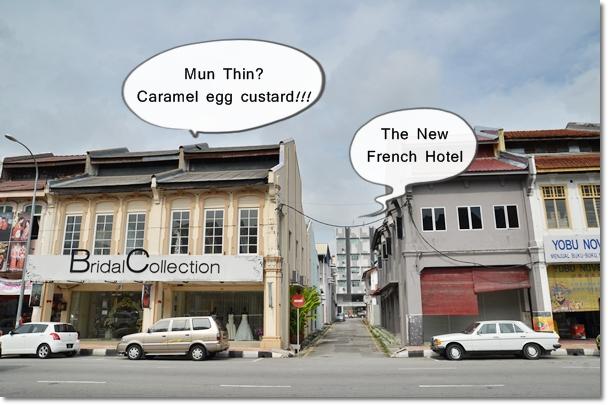 Mun Thin & French Hotel