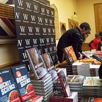 WATERSTONES AT DURHAM BOOK FESTIVAL
