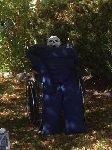 Handicap accessible Halloween