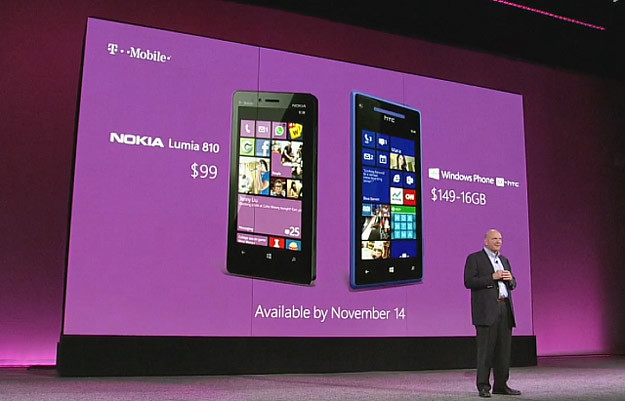 Windows Phone 8 es oficialmente lanzado