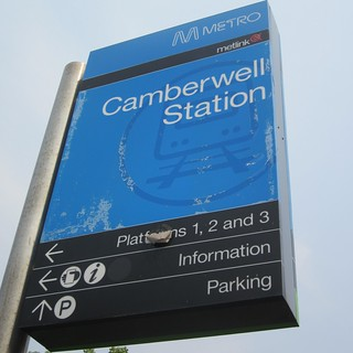 Camberwell station