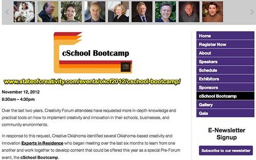 cSchool Bootcamp