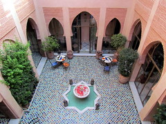 Stay in a Morroccan Riad - Things to do in Marrakech