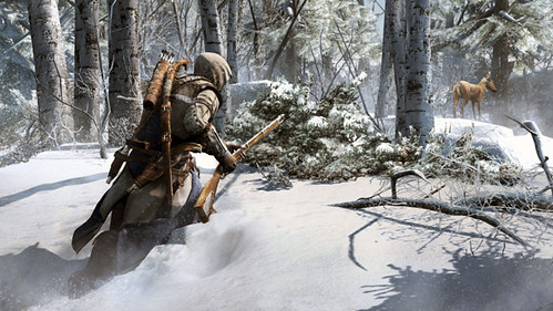 Assassin's Creed 3 Hunting Guide - Tips To Become Predator