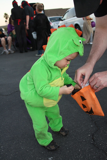 Halloween Trunk or Treat 2012