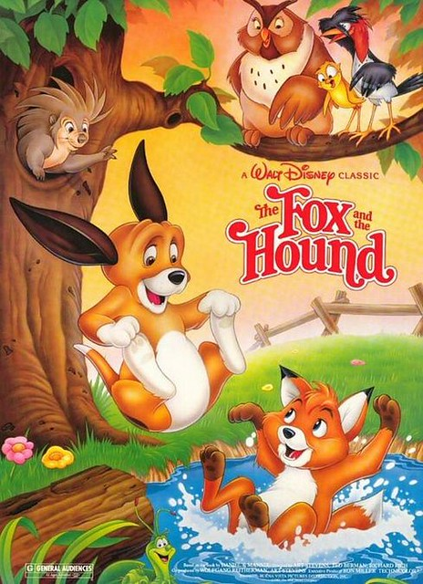 filem The Fox & The Hound