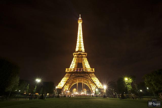 Torre Eiffel - Tour Eiffel - Eiffel Tower