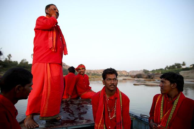Red pilgrims