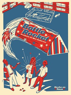 Bottle Rocket Print