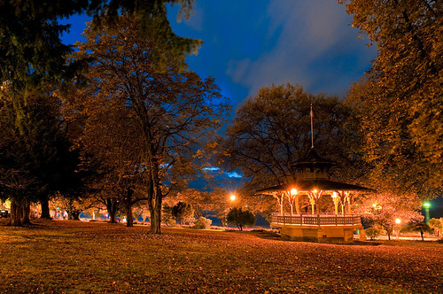 Gazebo Park by petetaylor