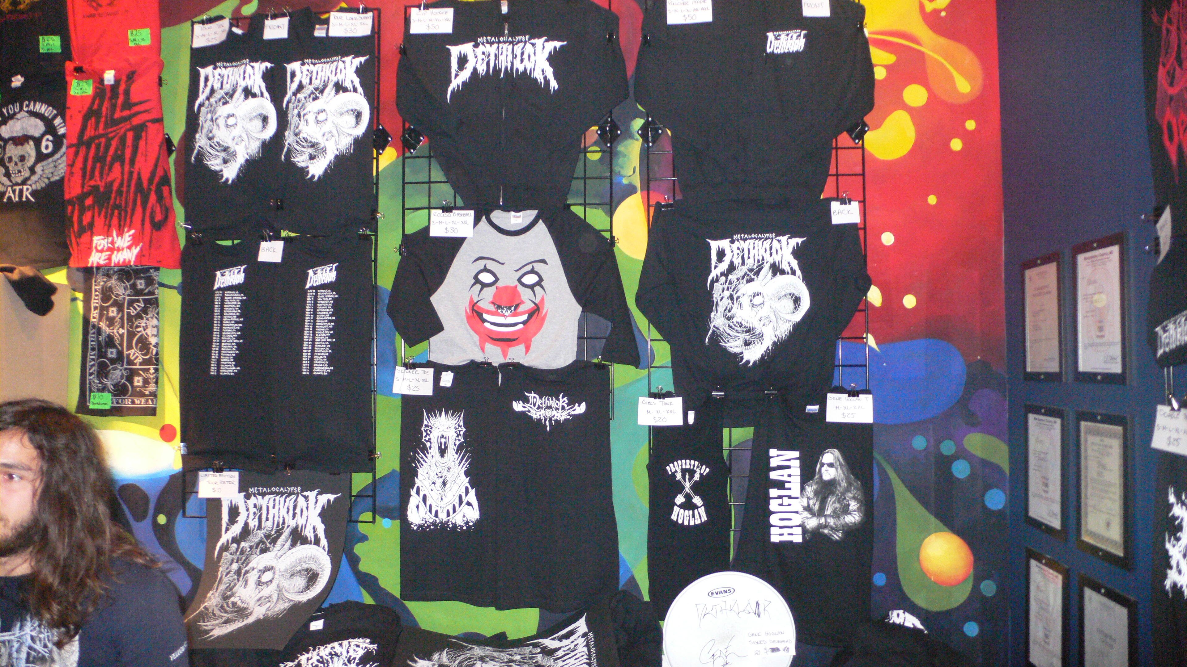 Metalocalypse T-Shirts