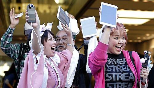 ipad-mini-fans-tokyo-apple-store