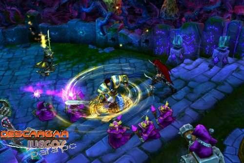 League of Legends 6