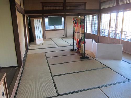 Hakone Japanese Gardens, Saratoga, CAtatami mats IMG_2377