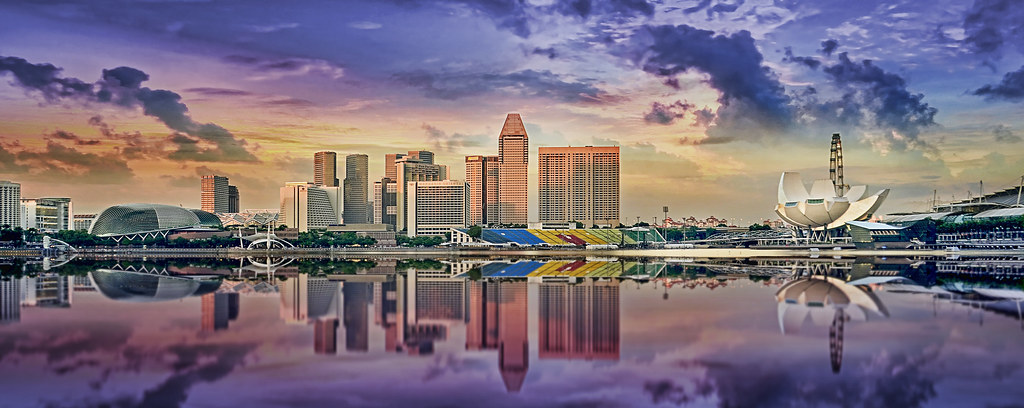 The Surreal Singapore...