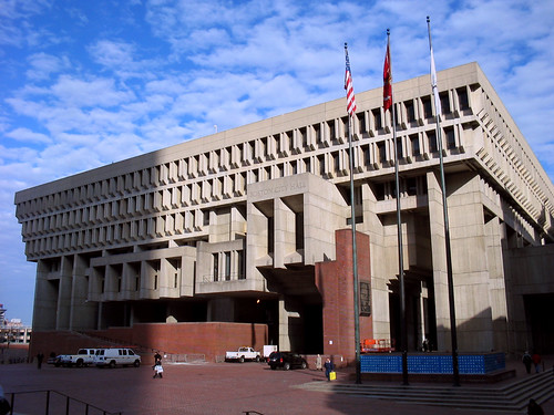 The Ugliest Building in Boston