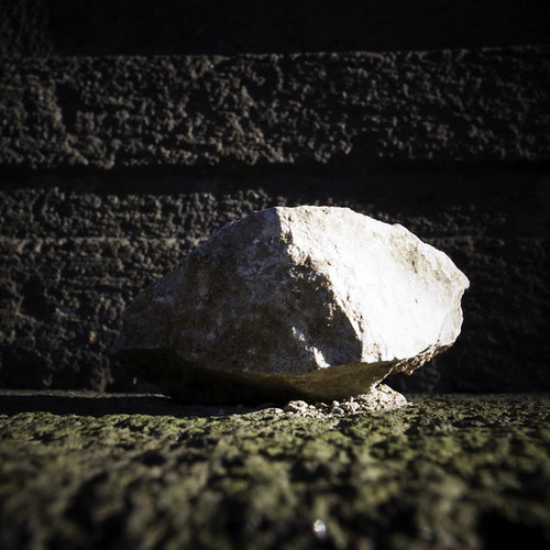 Place, Placing, Placed Pebble