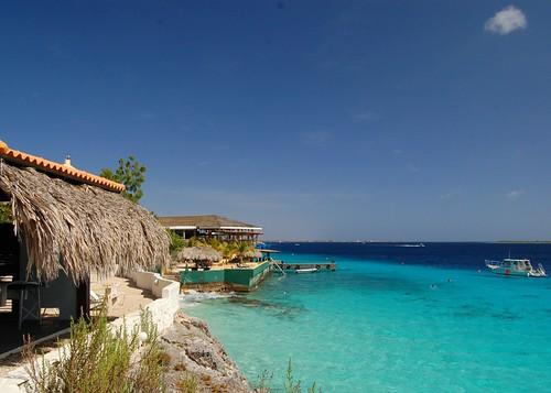 """seascape vista caribbean bonaire ©allrightsreserved """"flickraward"""""""