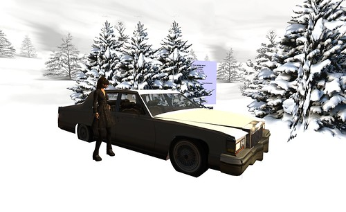 Winter Survival Game by Extension
