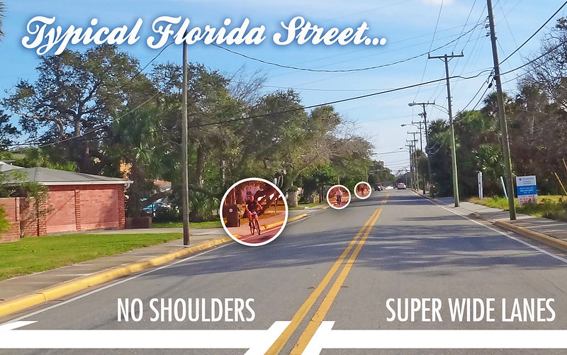Typical Florida Street Design