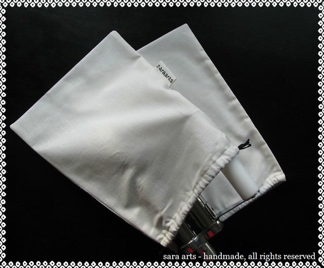 Cotton bag for Homemade Pasta Accessories