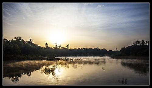 sunrise dawn 169 sénégal erinys 2013 gambie niokolokoba
