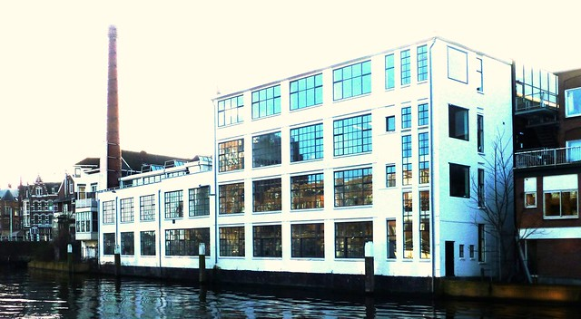 De Fabriek Delfshaven smal