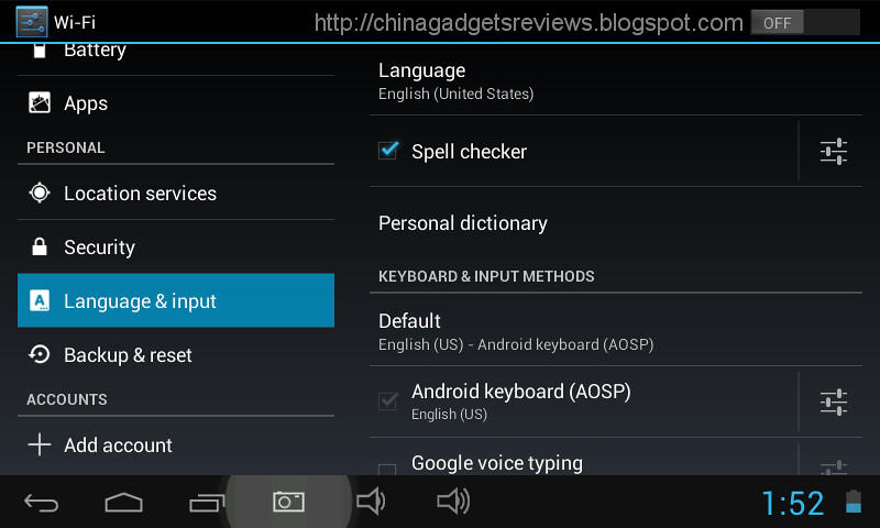 how to turn off keyboard sound on lenovo tab 3