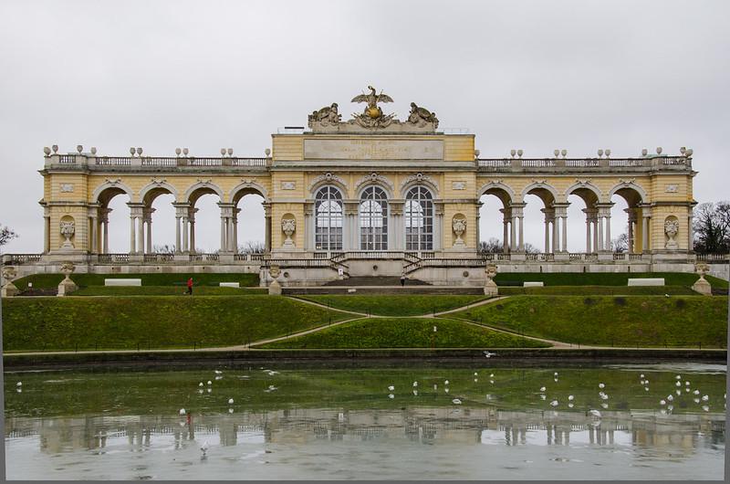 Gloriette, Schönbrunn Palace