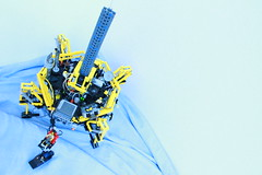 Oil Rig: Drilling for Lego Technic