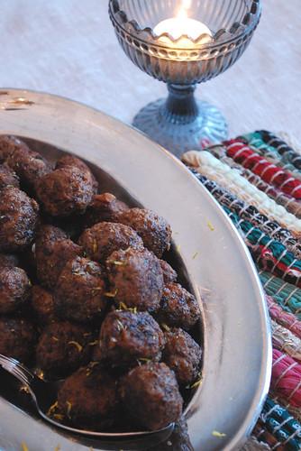 Vardagsköttbullar med vitlök, oregano och citron by abris2009