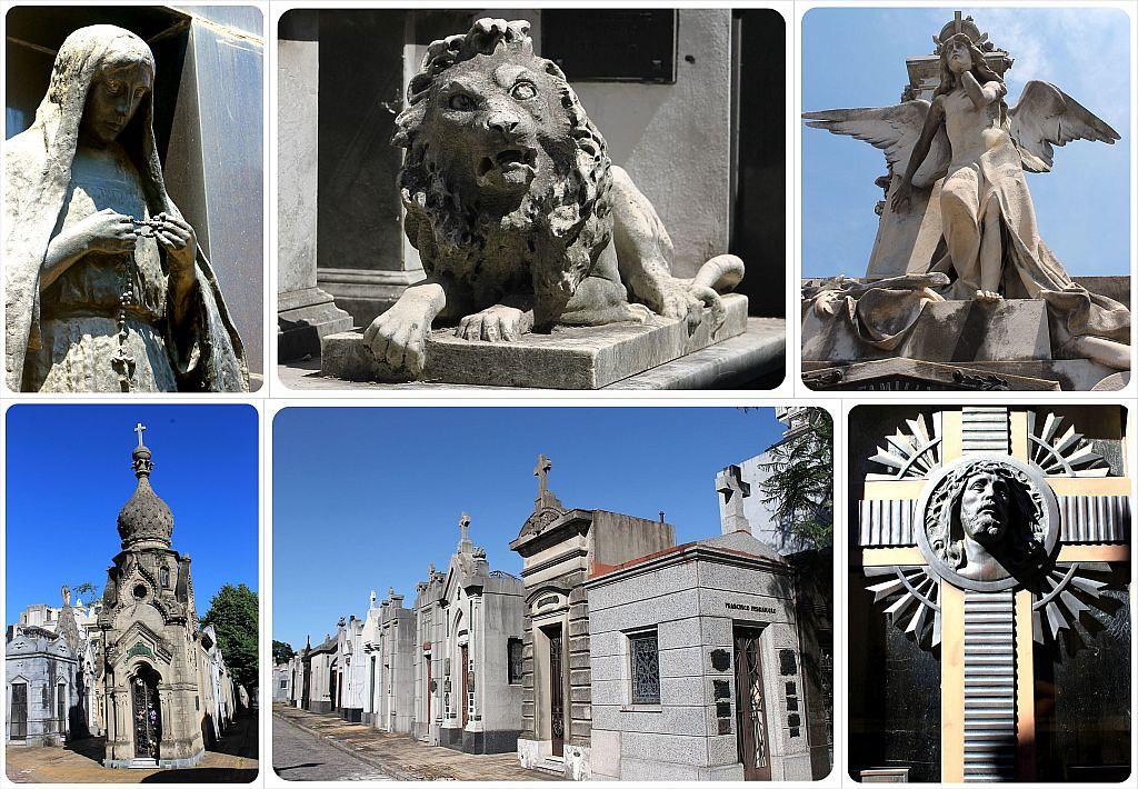 Buenos Aires cemeteries