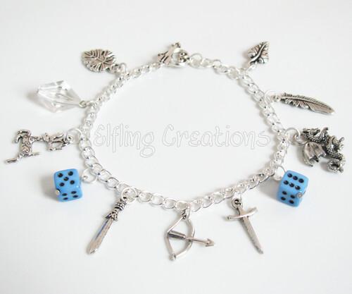 Ranger D&D Charm Bracelet