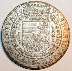 1695 Taler reverse