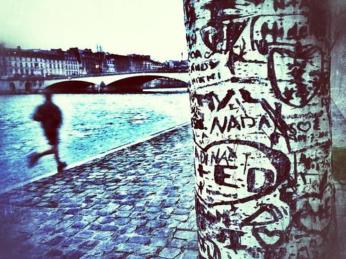 Running To Keep Up by Paris Set Me Free