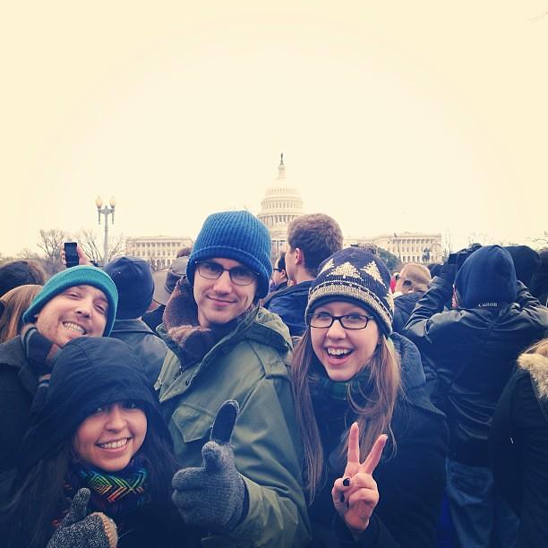 #inauguration2013