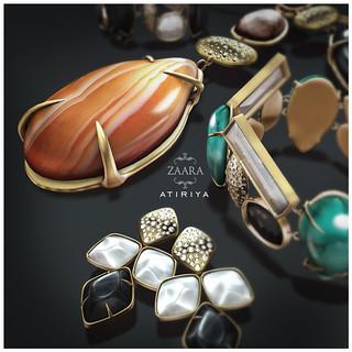 {Zaara} Mesh Jewelry : Now released!