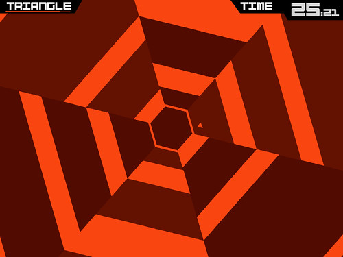 Super Hexagon Releases on Android to Temporary Discount of 99 Cents