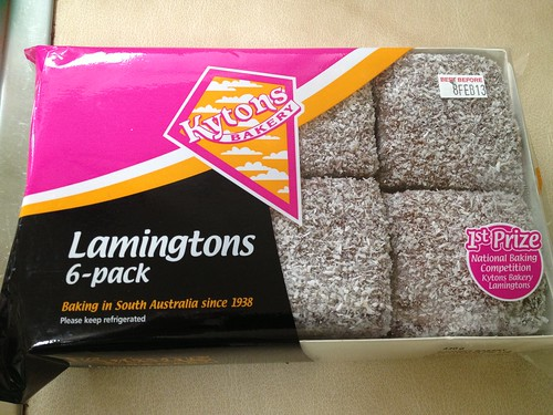 Kytons Bakery Lamingtons for Australia Day
