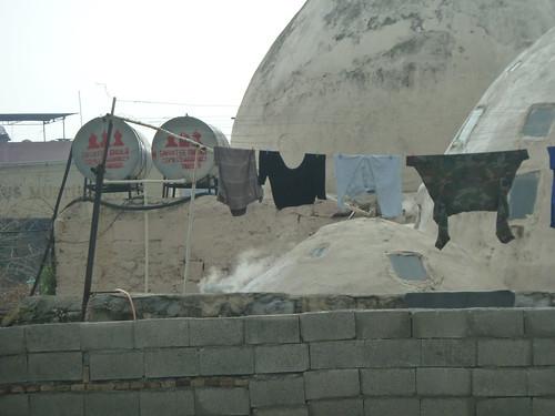 Laundry, water tanks, hamam by mattkrause1969