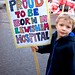Proud to be born in Lewisham Hospital