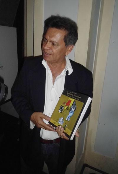 José Alexis Fernández, poeta zuliano