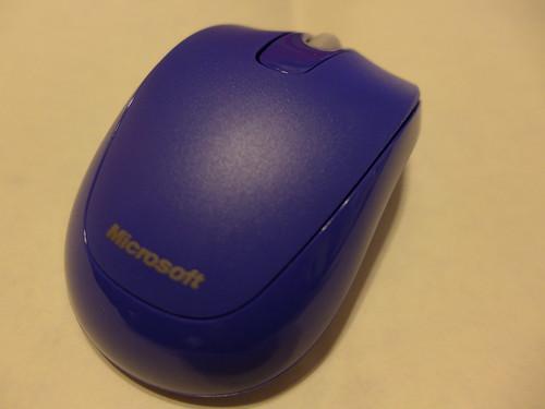 微軟無線滑鼠-1000