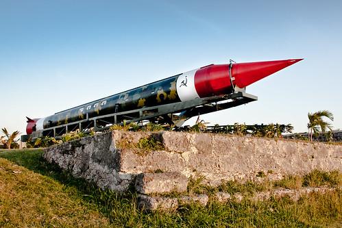 Los misiles de la discordia