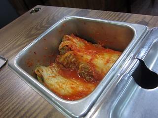 Real kimchi