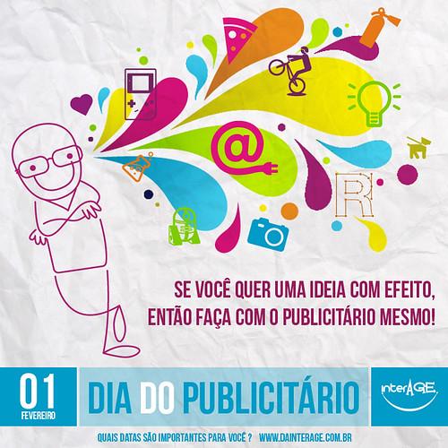 Dia do Publicitário by InterAGE