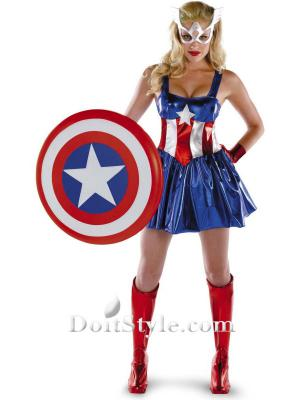 Lady Captain America