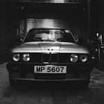 BMW in a Cul-e-sac