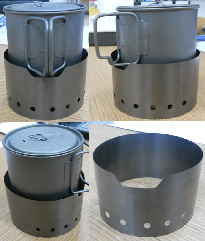 Ti Cook System 2013