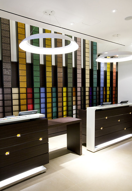 Nespresso Boutique and Lounge Opens at Union Square, Nespresso has opened their first large boutique in California, designed by Aldo Parisotto, and located in San Francisco's Union Square.